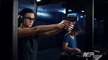 Smith & Wesson M&P Shield M2.0 TV Spot, 'Slim and Bright'