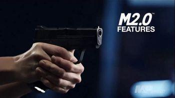 Smith & Wesson M&P Shield M2.0 TV Spot, 'Slim and Bright' - Thumbnail 6