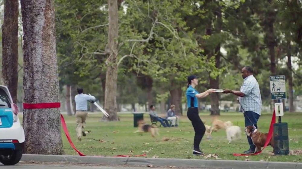 Domino's Hotspots TV Commercial, 'Ribbon Cutting'