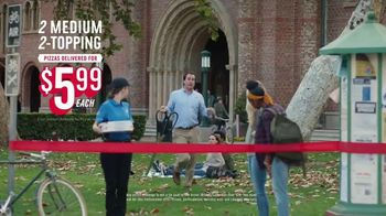 Domino's Hotspots TV Spot, 'Ribbon Cutting' - Thumbnail 8