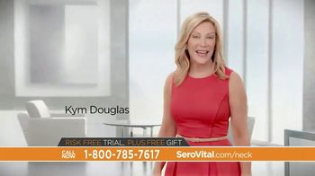 SeroVital TV Spot, 'Look and Feel Younger' Featuring Kym Douglas - 19 commercial airings