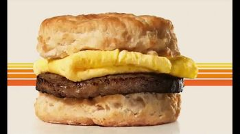 Hardee's 2 for $4 Mix & Match TV Spot, 'Breakfast Favorites' - Thumbnail 3