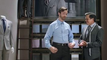 Men's Wearhouse Custom Shirts TV Spot, 'Choose Your Look' - Thumbnail 4