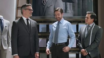 Men's Wearhouse Custom Shirts TV Spot, 'Choose Your Look' - Thumbnail 6