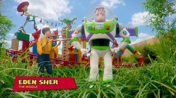 Walt Disney World TV Spot, 'ABC: Toy Story Land: Woody' Feat. Zach Braff - Thumbnail 2