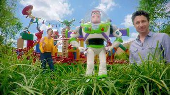 Walt Disney World TV Spot, 'ABC: Toy Story Land: Woody' Feat. Zach Braff - Thumbnail 5