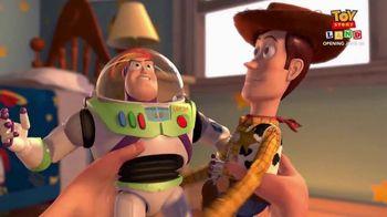 Walt Disney World TV Spot, 'ABC: Toy Story Land: Woody' Feat. Zach Braff - Thumbnail 7