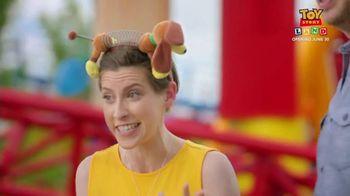 Walt Disney World TV Spot, 'ABC: Toy Story Land: Woody' Feat. Zach Braff - Thumbnail 9