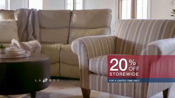 La-Z-Boy Memorial Day Sale TV Spot, 'Favorite Spot' - Thumbnail 5