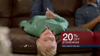 La-Z-Boy Memorial Day Sale TV Spot, 'Favorite Spot' - Thumbnail 7