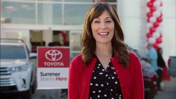 Toyota Summer Starts Here TV Spot, 'Best Moments' [T2] - Thumbnail 9