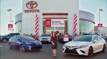 Toyota Summer Starts Here TV Spot, 'Best Moments' [T2] - Thumbnail 6