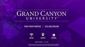 Grand Canyon University TV Spot, 'Online Cyber Security' - Thumbnail 9