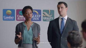 Choice Hotels TV Spot, 'Lowest Voice' - Thumbnail 2