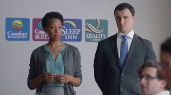 Choice Hotels TV Spot, 'Lowest Voice' - Thumbnail 5