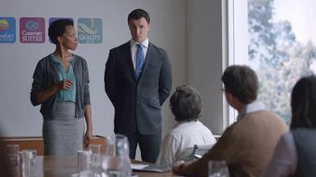 Choice Hotels TV Spot, 'Lowest Voice' - Thumbnail 8