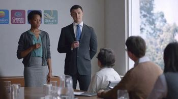 Choice Hotels TV Spot, 'Lowest Voice' - Thumbnail 9