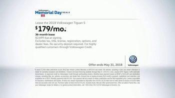 Volkswagen Memorial Day Deals TV Spot, 'That Feeling: Sandcastle' [T2] - Thumbnail 8