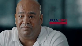PGA HOPE TV Spot, 'Helping Our Patriots Everywhere'