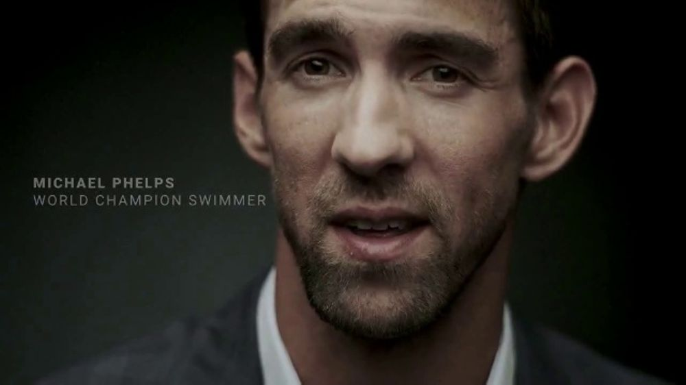 Talkspace TV Commercial, 'A Great Therapist' Featuring Michael Phelps