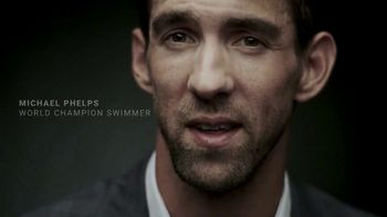 Talkspace TV Spot, 'A Great Therapist' Featuring Michael Phelps - 2302 commercial airings