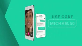 Talkspace TV Spot, 'A Great Therapist' Featuring Michael Phelps - Thumbnail 6