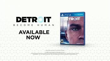 Detroit: Become Human TV Spot, 'Choices' - Thumbnail 10