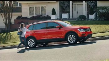 Volkswagen Memorial Day Deals TV Spot, 'More Room: 2018 Volkswagen Tiguan' [T2] - 4 commercial airings