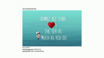 Bumble Bee Seafoods TV Spot, 'Responsibly Caught Tuna' Song by Zeroleen - Thumbnail 6