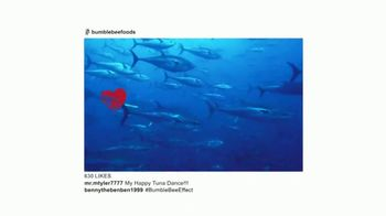 Bumble Bee Seafoods TV Spot, 'Responsibly Caught Tuna' Song by Zeroleen - Thumbnail 7