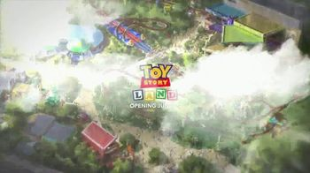 Walt Disney World TV Spot, 'ABC: Toy Story Land: Alien Swirling Saucers' - Thumbnail 8