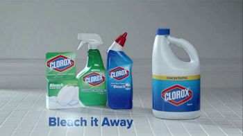 Clorox TV Spot, 'Bleach It Away: Mop' - Thumbnail 10