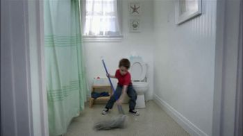 Clorox TV Spot, 'Bleach It Away: Mop'