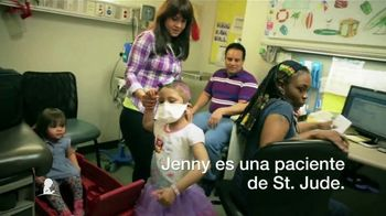 St. Jude Children's Research Hospital TV Spot, 'Jenny' [Spanish] - Thumbnail 1