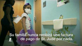 St. Jude Children's Research Hospital TV Spot, 'Jenny' [Spanish] - Thumbnail 8