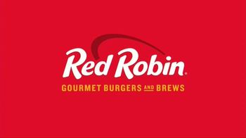Red Robin Cowboy Ranch Tavern Double TV Spot, 'Let's Burger' - Thumbnail 1