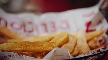 Red Robin Cowboy Ranch Tavern Double TV Spot, 'Let's Burger' - Thumbnail 5