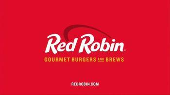 Red Robin Cowboy Ranch Tavern Double TV Spot, 'Let's Burger' - Thumbnail 6