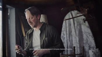 Nicorette Mini TV Spot, 'Andrew's Why'