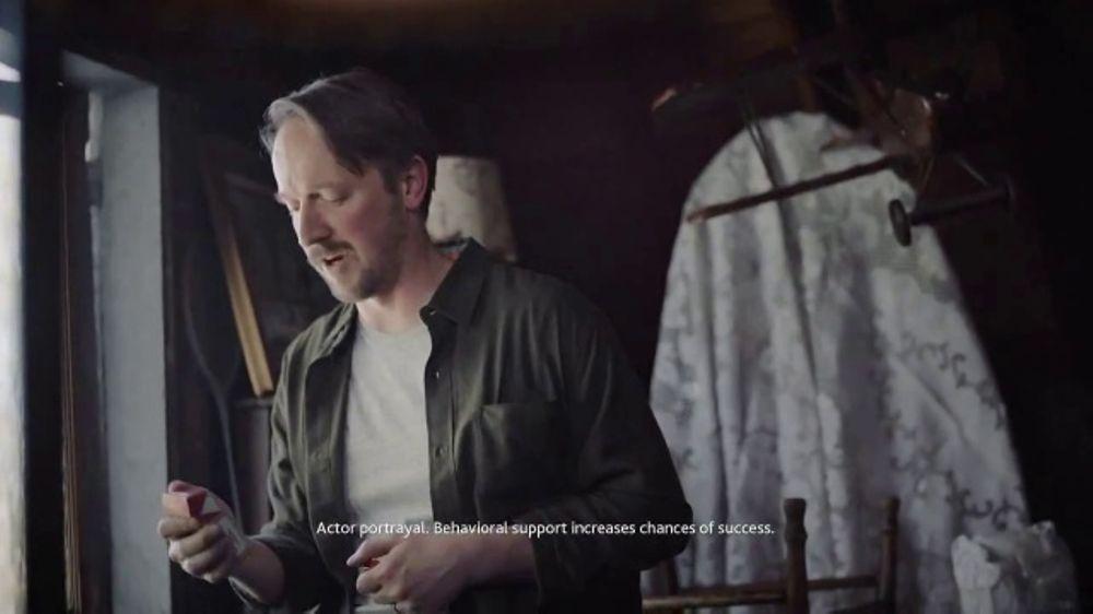 Nicorette Mini TV Commercial, 'Andrew's Why'