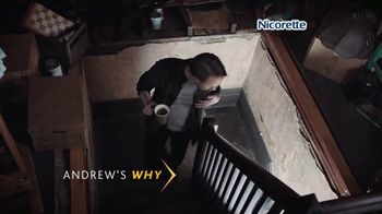 Nicorette Mini TV Spot, 'Andrew's Why' - Thumbnail 3