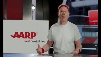 AARP TV Spot, 'ESPN: Sports Fans' Featuring Kenny Mayne - 40 commercial airings