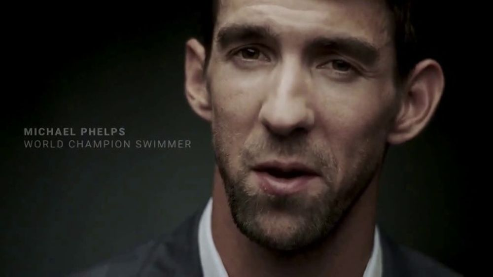 Talkspace TV Commercial, 'Mental Health Awareness Month' Featuring Michael Phelps