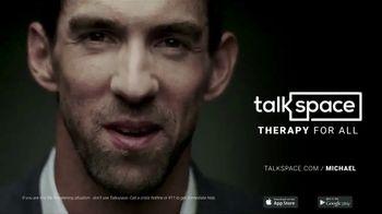 Talkspace TV Spot, 'Mental Health Awareness Month' Featuring Michael Phelps - Thumbnail 9