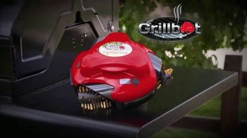 Grillbot TV Spot, 'Automatic Grill Cleaner' - Thumbnail 1