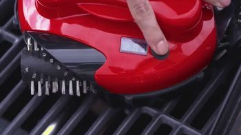 Grillbot TV Spot, 'Automatic Grill Cleaner' - Thumbnail 2