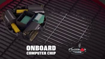 Grillbot TV Spot, 'Automatic Grill Cleaner' - Thumbnail 3