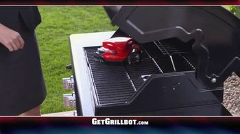 Grillbot TV Spot, 'Automatic Grill Cleaner' - Thumbnail 4