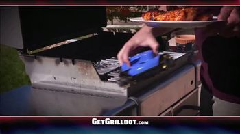 Grillbot TV Spot, 'Automatic Grill Cleaner' - Thumbnail 6