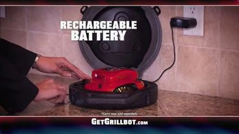 Grillbot TV Spot, 'Automatic Grill Cleaner' - Thumbnail 8